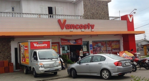Vancosty - Cachoeirinha